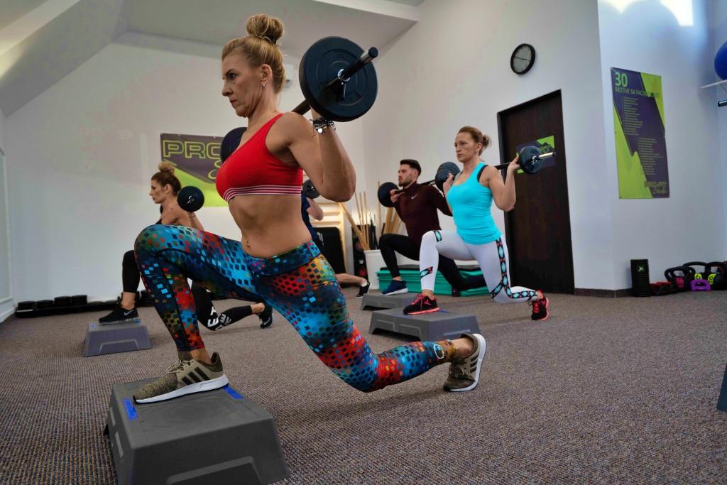 Complex de exerciții cu varice în sala de gimnastică